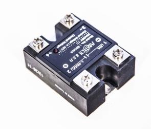 Реле 10А SS2410 DR 70-240 VAC 4-32VDC