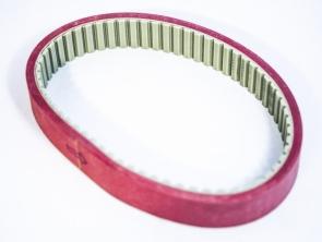 Ремень 32 AT10/610F  Linatex (красное покрытие)
