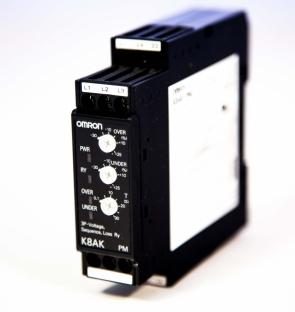 Реле контроля фаз K8AB-PM2 OMRON